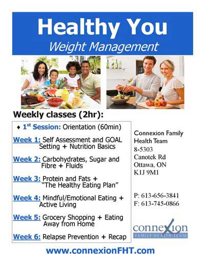Healthy You Weight Management